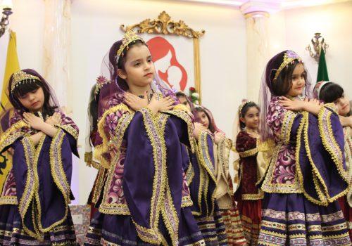 جشن بزرگ مجتمع علامه طباطبایی به مناسبت روز زن در تالار تربیت