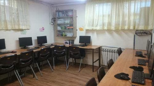کارگاه کامپیوتر - دبستان دوره دوم (نخبگان)