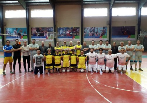 برگزاری اولین دوره مسابقات والیبال بین همکاران علامه طباطبایی